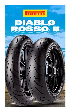 Promoção de Pneus Pirelli, Michelin, Technic e muito mais na Paulinho Motos
